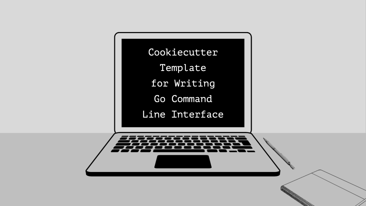 Cookiecutter Template for Writing Go Command Line Interface