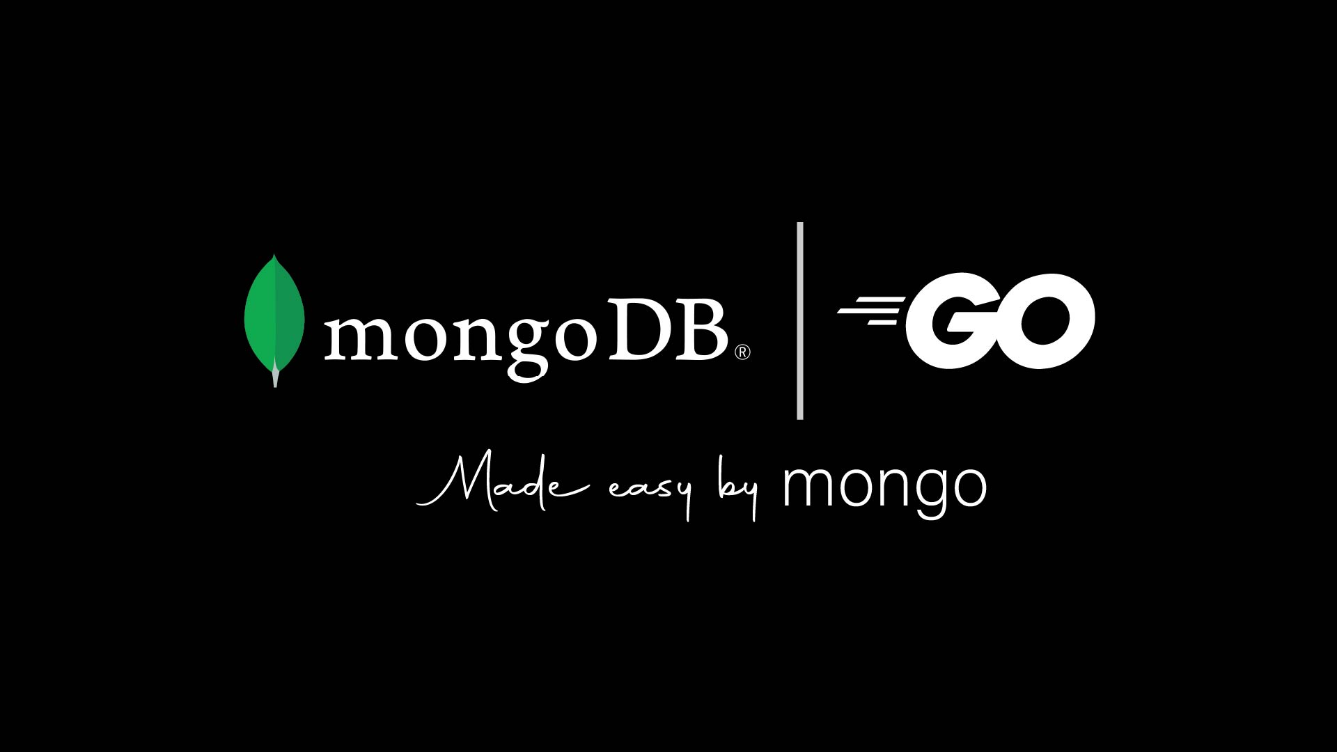 Mongo: A MongoDB Helper for Go Language