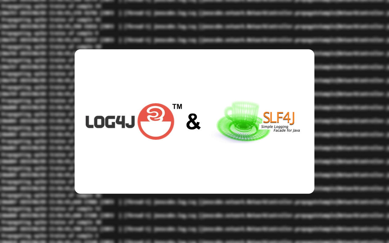 Using SLF4J With Apache Log4j: An Example